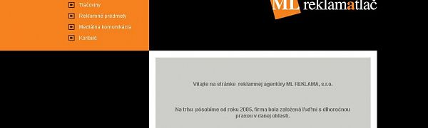 Ml - Reklama Tlač